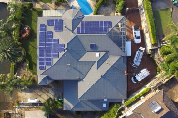 solar installation northern beaches in mona vale