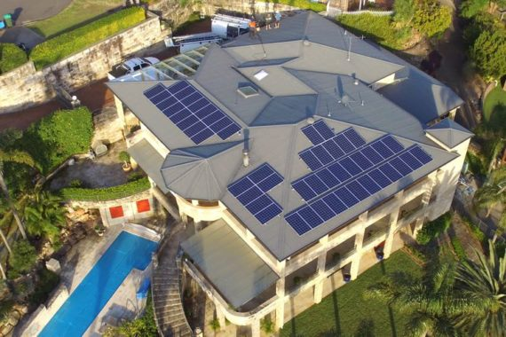 solar installation northern beaches with monitoring