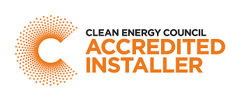clean energy council installer accredited logo