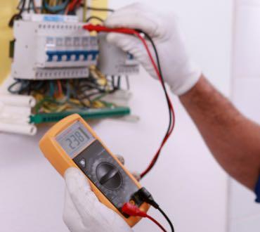 electrical repairs and rewiring
