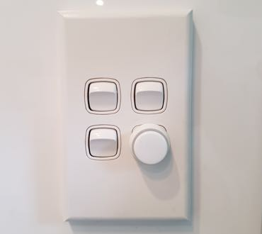 light and fan home switches